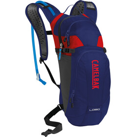 CamelBak Lobo Trinkrucksack Pitch Blue/Racing Red